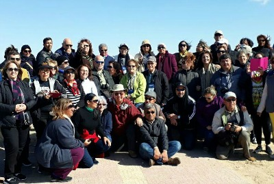 Custom Tour Group Picture